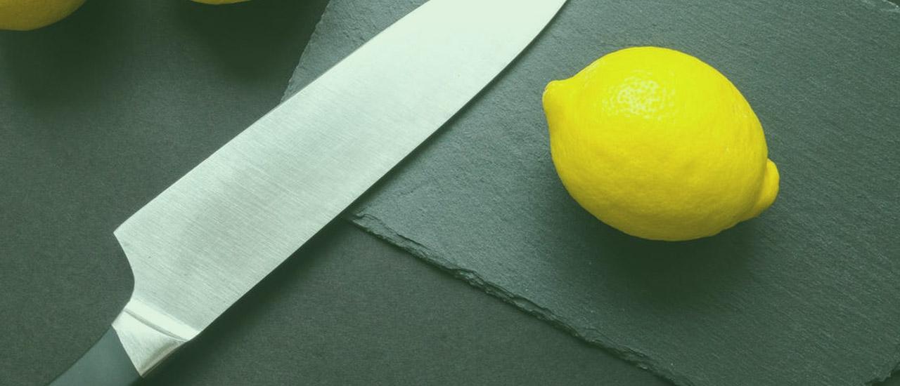 Hur håller man kniven skarp